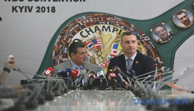 Ukraine deserves right to host top boxing fights - WBC president