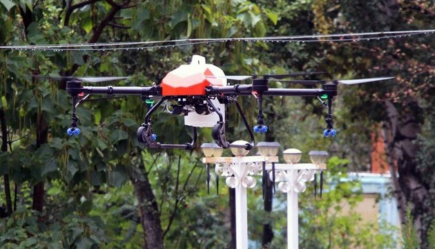 Корейская компания по производству дронов будет развивать бизнес на Кировоградщине