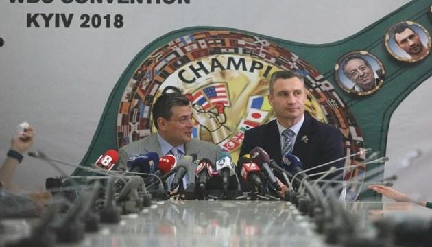 Президент WBC: Украина заслужила право проводить большие титульные бои