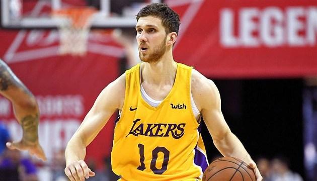 Баскетболист Михайлюк продемонстрировал впечатляющую серию трехочковых