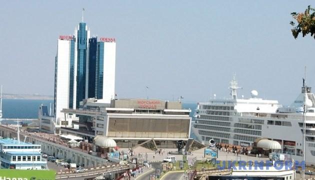 На Одесчине хотят снизить портовый сбор для круизных судов