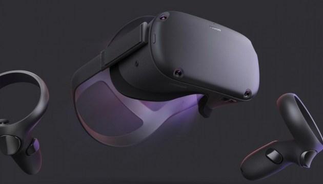 Facebook розробляє шолом віртуальної реальності нового покоління