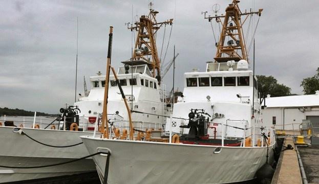США передадуть Україні фактично нові катери Island -  Воронченко