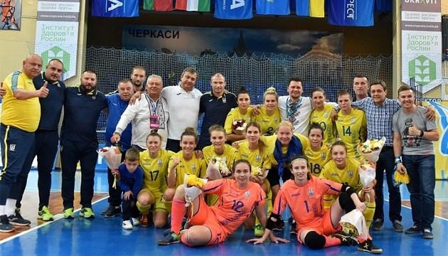 Финал первого в истории женского Евро по футзалу состоится в Португалии