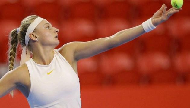 Ястремская вышла в финал квалификации турнира WTA в Пекине, обыграв румынку Богдан