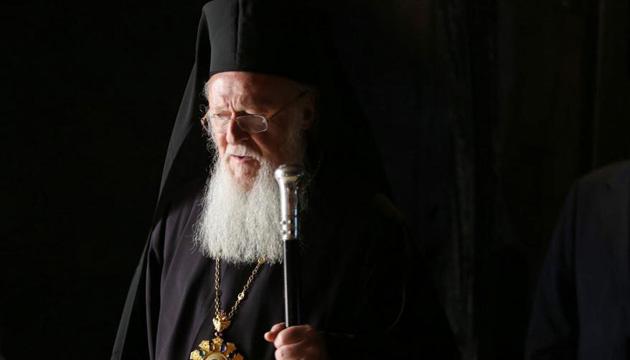 Патріарх Варфоломій у Давосі закликав до боротьби з екологічною кризою