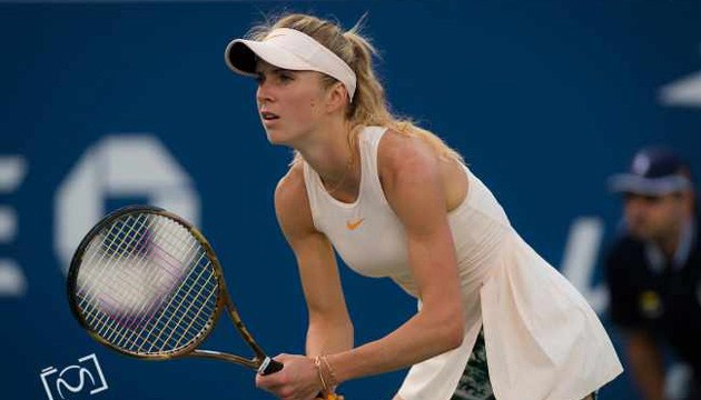 Свитолина уступила Крунич на старте теннисного турнира в Пекине