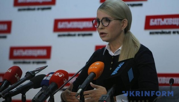 Tymoshenko denies cooperation with Medvedchuk