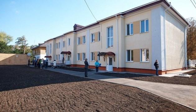 В Краматорске 40 переселенцам дали жилье в реконструированном общежитии