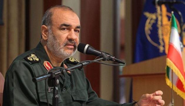 Глава Корпуса стражей Исламской революции извинился за сбитый украинский самолет