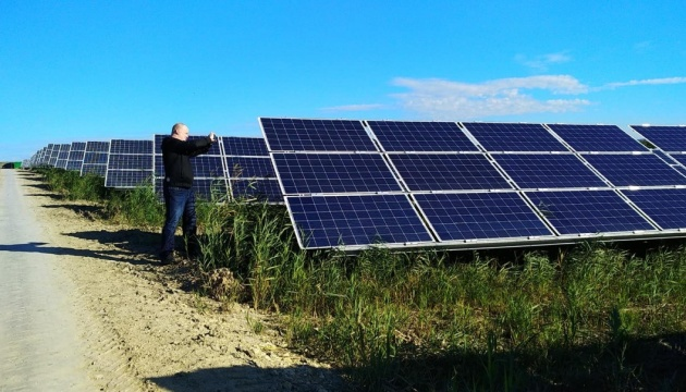 На Житомирщине построят семь солнечных электростанций