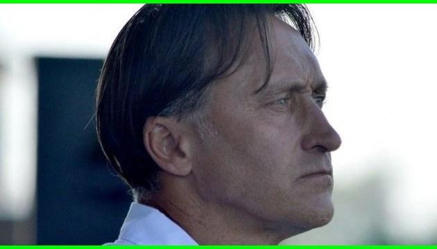 Главный тренер футбольного клуба