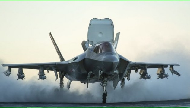 США впервые использовали реактивный истребитель F-35 в бою — СМИ
