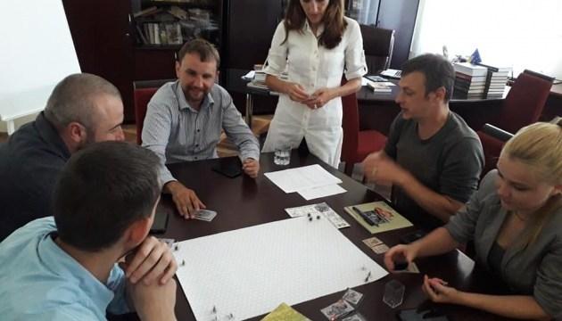 В Україні розробили настільну гру про боротьбу УПА