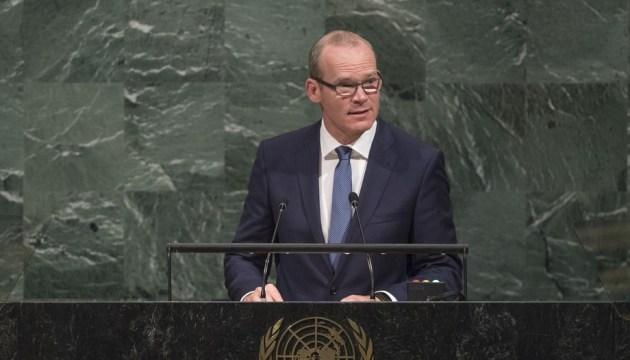 Ирландия раскритиковала США за уменьшение помощи палестинцам