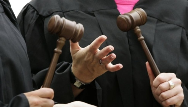 Президент призначив 5 суддів у місцевих судах