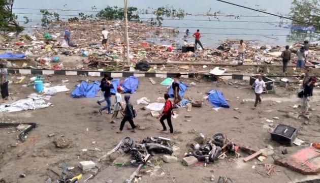 МИД проверяет, есть ли украинцы среди жертв цунами и землетрясения в Индонезии