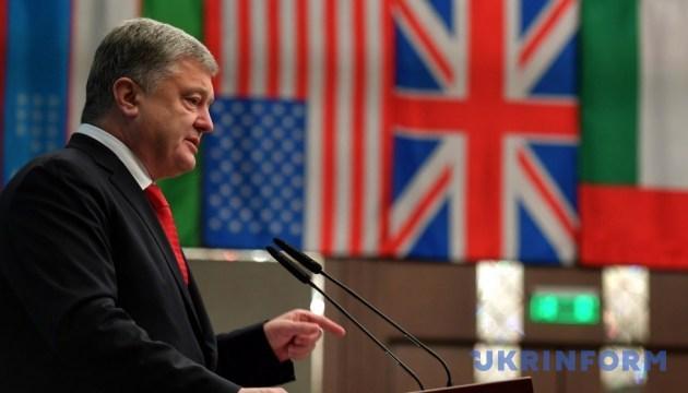 Президент уверен в принятии резолюции ООН об оккупации Крыма