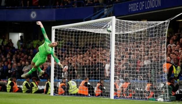 АПЛ: «Челси» не удержал победу в матче с «Ливерпулем»
