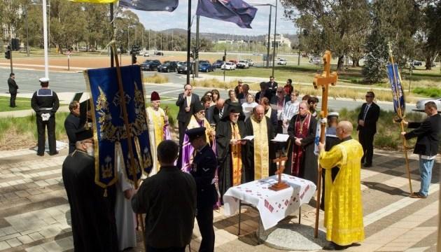 Украинская православная церковь в Австралии отмечает 70-летие