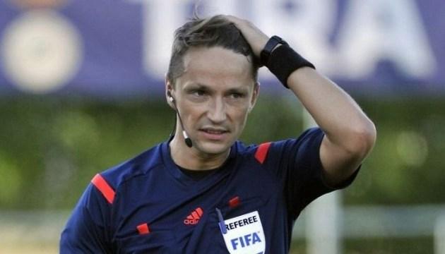 Латвийский арбитр Трейманис будет судить матч «Лион» - «Шахтер»