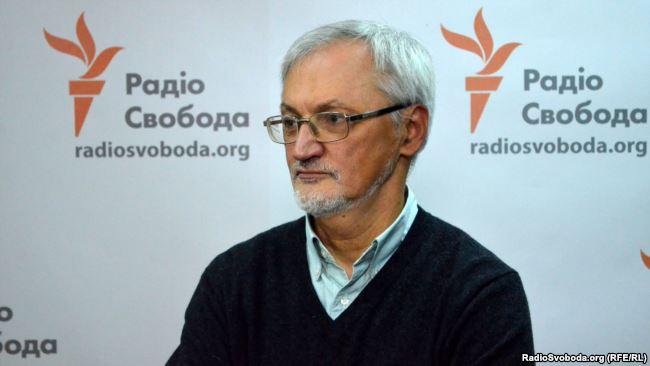 Тарас Марусик // Фото: Радіо Свобода