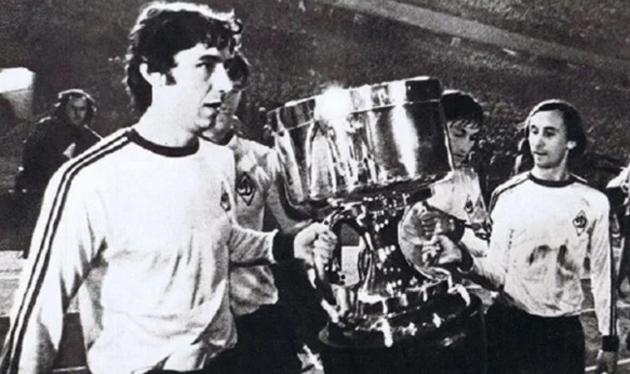 Киевское «Динамо» выиграло Суперкубок УЕФА