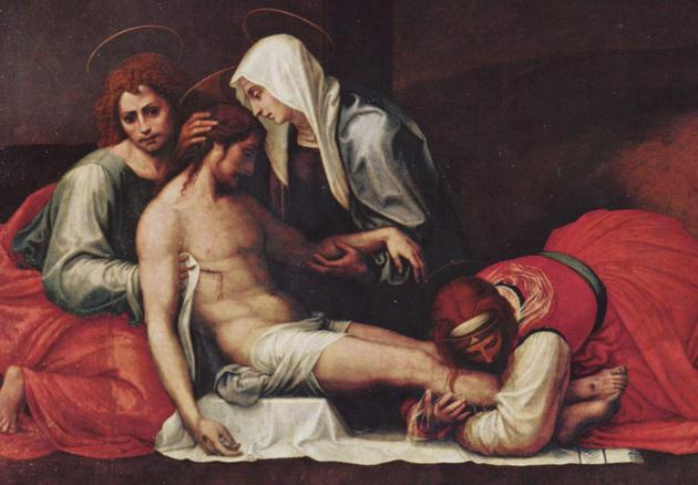 Картина Фра Бартоломео