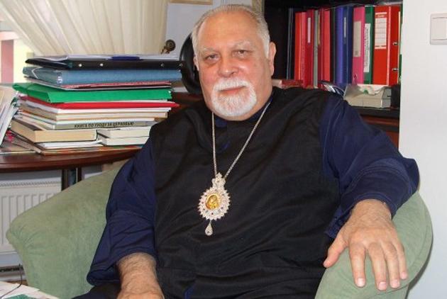 митрополита Талліннського і всієї Естонії Стефана