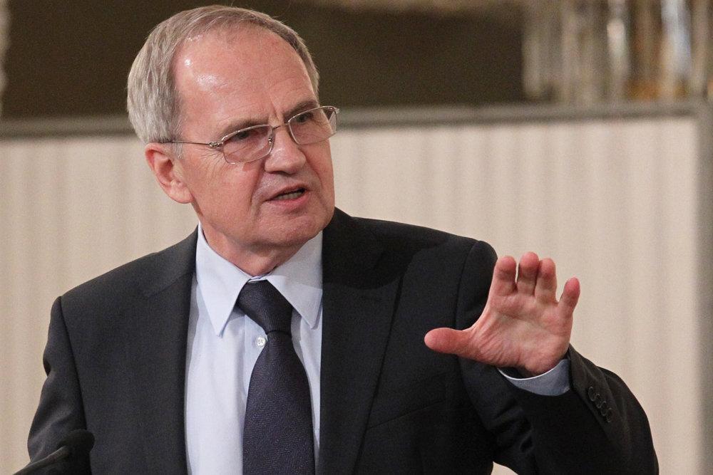 Голова Конституційного суду РФ Валерій Зорькін