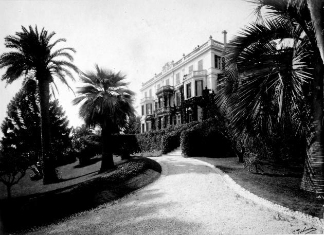 Вилла Марипоза в Каннах