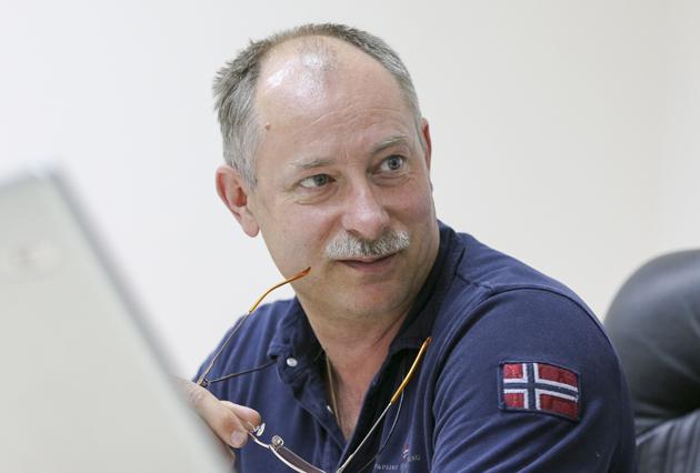 Олег Жданов  / Фото: Главред
