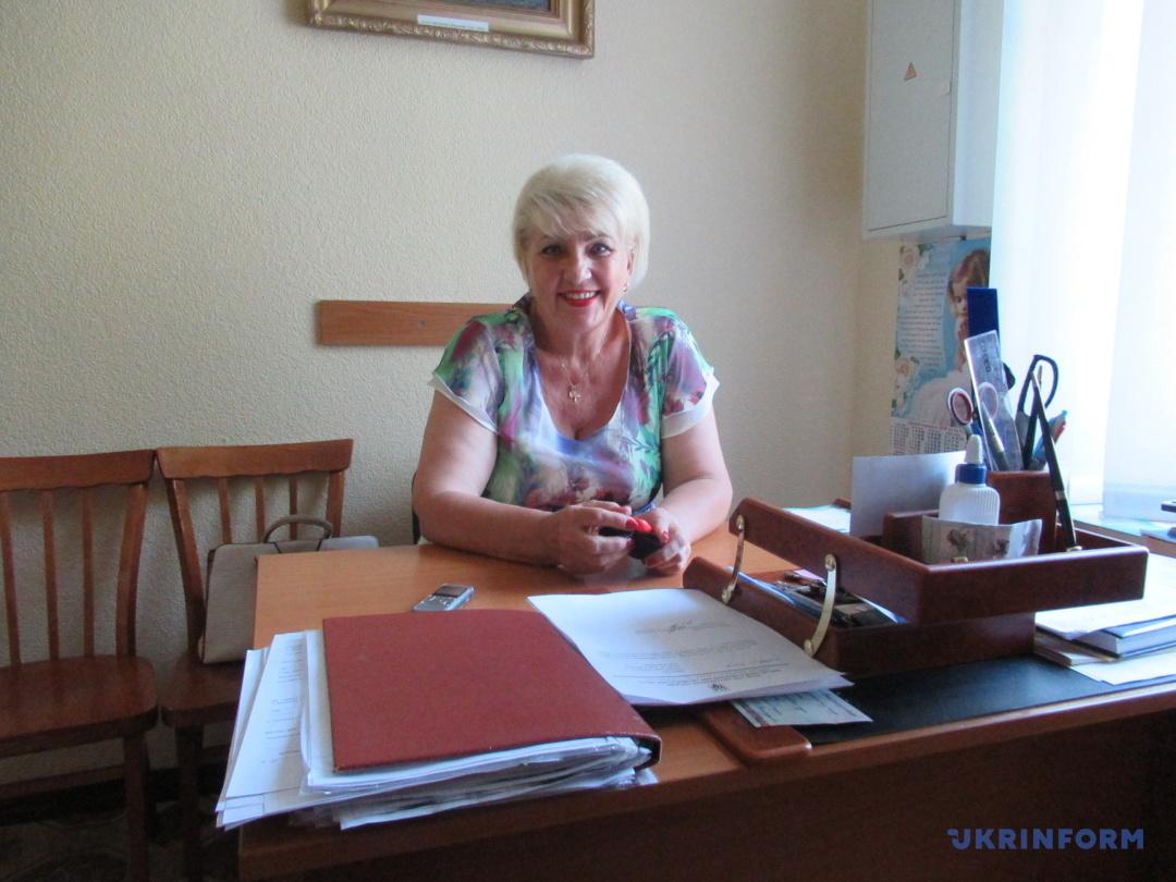 Надiя Крюченко