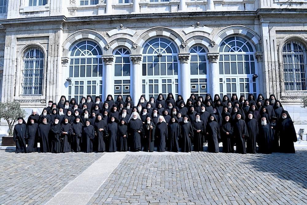 Nikos Manginas / Ecumenical Patriarchate