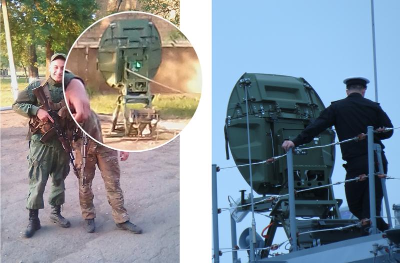 В ОРДЛО виявили новітню російську систему супутникового зв