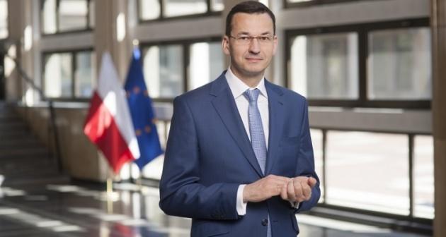 Матеуш Моравецкий / Фото: mr.gov.pl