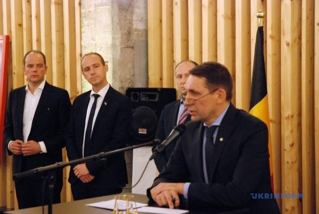 Посол України в Бельгії Микола Точицький