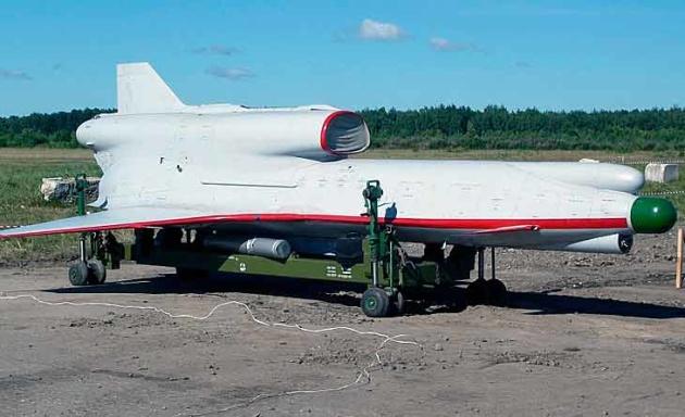 Ту-300 «Коршун-У» / Фото: ru.wikipedia.org