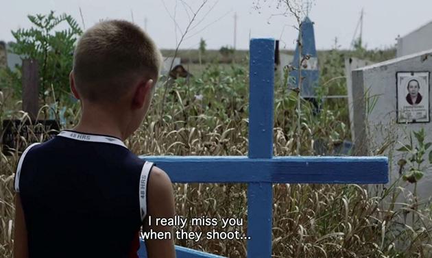 Кадр из фильма «Далекий лай собак»