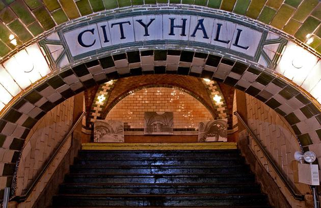 Станція «City Hall»