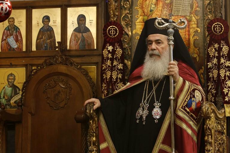 патріарх Єрусалимський Феофіл III