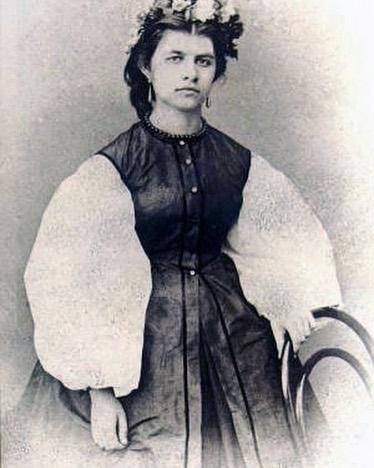 Олена Пчілка, 1867 р.