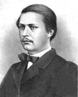 Кандидат природничих наук Микола Лисенко, 1865 р.