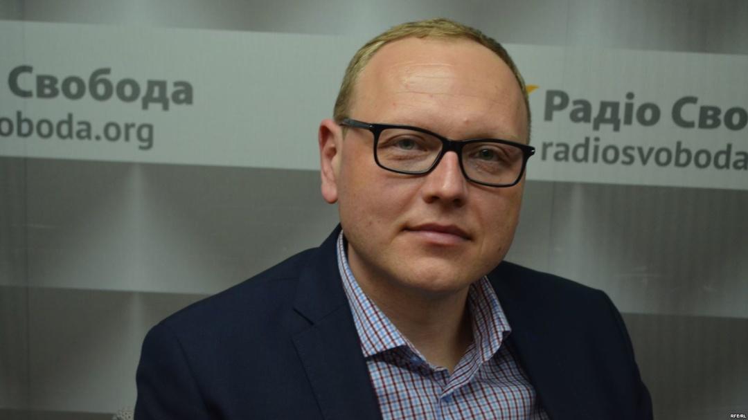 Михайло Басараб // Фото: Крим.Реалії