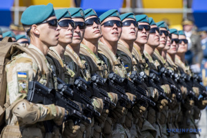 Ukraine to replace military ranks according to NATO standards