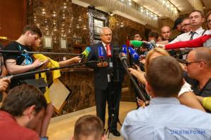 """На переговорах у Мінську не узгодили """"формулу Штайнмаєра"""" — Сайдік"""