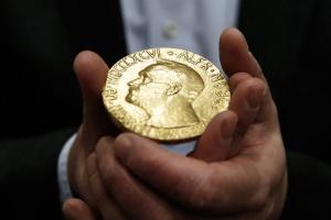 Церемония награждения Нобелевских лауреатов 2019