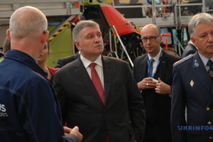 Heights and Strategies: Minister Avakov's Trip to France