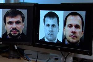 Чехія оголосила в розшук причетних до отруєння Скрипалів «Петрова» та «Боширова»