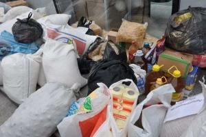 Будматеріали, продукти та дитячі набори: ООН відправила на Донбас 100 тонн гумдопомоги